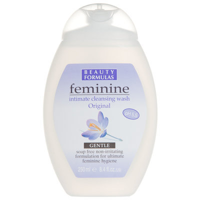 Beauty Formulas - Feminine Intimate Cleansing Wash Original pH5.5 250ml/8.4oz