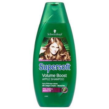 Schwarzkopf Supersoft Volume Boost Apple Shampoo 400ml