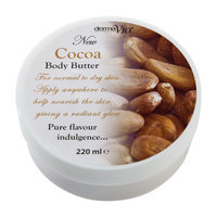 Derma V10 - Cocoa Body Butter 220ml