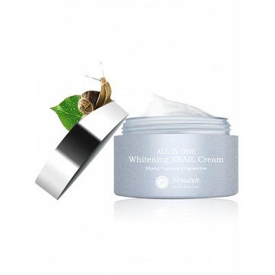 Heynature - All In One Whitening Snail Cream 55g