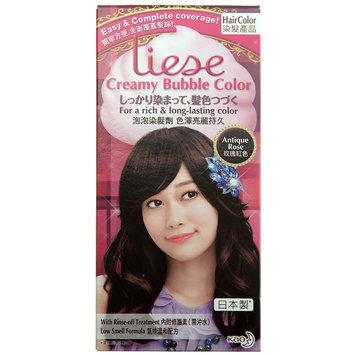 Kao - Liese Creamy Bubble Hair Color (Antique Rose) 1 set