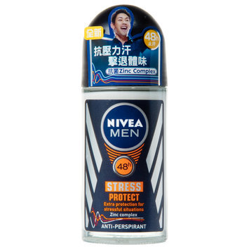 NIVEA - Men Stress Protect Roll On 50ml