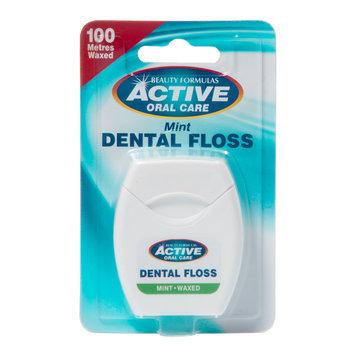 Beauty Formulas - Mint Dental Floss 100 metres