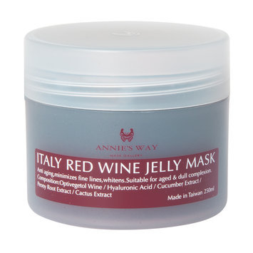 Annie's Way - Italy Red Wine Jelly Mask 250ml