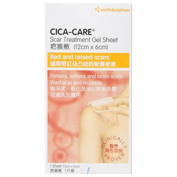 Cica-Care - Scar Treatment Gel Sheet (12cm x 6cm) 1 sheet