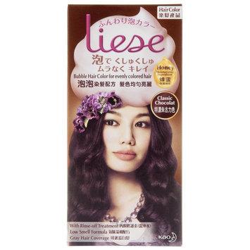 Kao - Liese Bubble Hair Color (Classic Chocolate) 1 set
