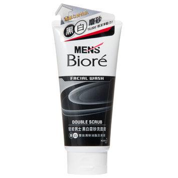 Kao - Biore Men's Facial Wash (Double Scrub) 100g