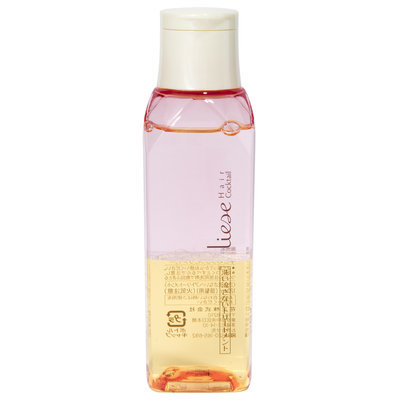 Kao - Liese Hair Cocktail Moisturizing Hair Serum (Nourish) (Orange) 120ml
