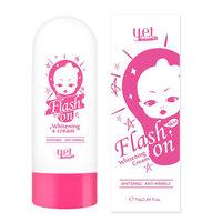 y.e.t - Flash On Whitening Cream 50g
