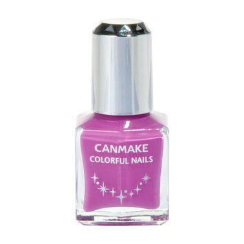 Canmake - Colorful Nails (#75 Violet Purple) 1 pc