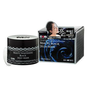coni beauty - Beauty Whitening Black Jelly Mask 250ml