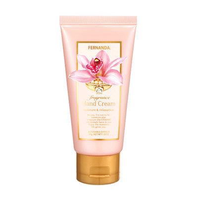 Fernanda - Fragrance Hand Cream Adorable Cherub (Lilac and Rose Garden) (Limited Edition) 50g