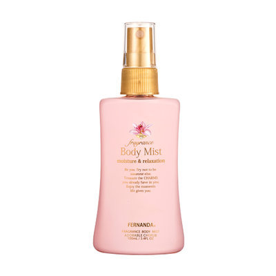 Fernanda - Fragrance Body Mist Adorable Cherub (Lilac and Rose Graden) 100ml