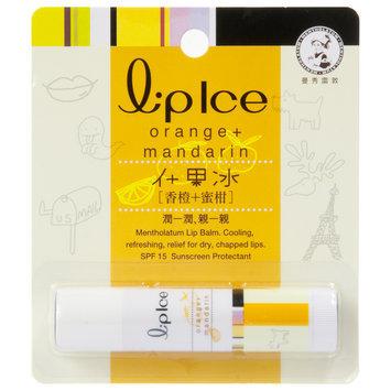 Mentholatum - Lipice Lip Balm SPF 15 (Orange + Mandarin) 3.5g