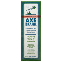 Solstice Medicine Company AXE BRAND MEDICATED OIL FOR PAIN RELIEF 56 ML