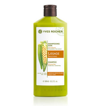 Yves Rocher - Smoothing Treatment Shampoo Anti-Frizzy Hair 300ml