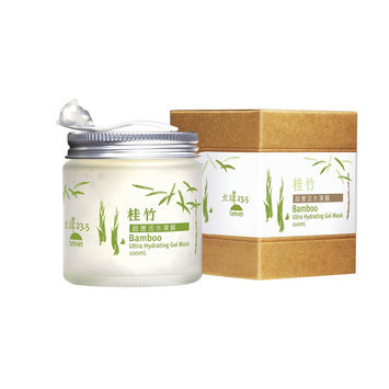 Beiwei 23.5 - Bamboo Ultra Hydrating Gel Mask 100ml