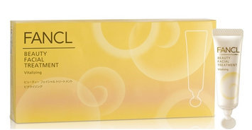 Fancl - Beauty Facial Treatment (Vitalizing) 13g x 6