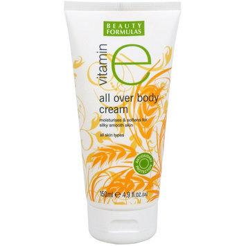 Beauty Formulas - Vitamin E All Over Body Cream 150ml/4.9oz