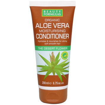 Beauty Formulas - Organic Aloe Vera Conditioner 200ml/6.75oz