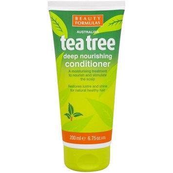 Beauty Formulas - Tea Tree Deep Nourishing Conditioner 200ml/6.75oz