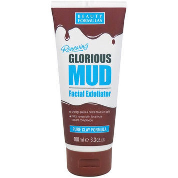 Beauty Formulas - Glorious Mud Facial Exfoliator 100ml/3.3oz