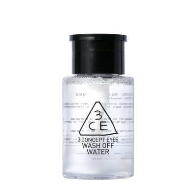 3 CONCEPT EYES - Wash Off Water 150ml