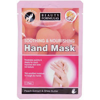 Beauty Formulas - Soothing and Nourishing Hand Mask 1 pair