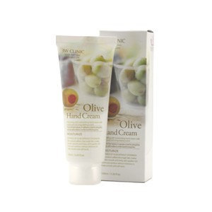 3W Clinic - Olive Hand Cream 100ml