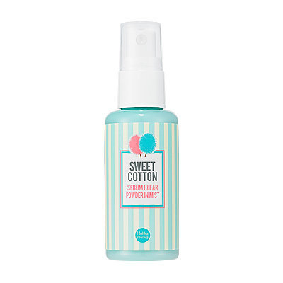 Holika Holika - Sweet Cotton Sebum Clear Powder In Mist 65ml