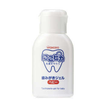 Wakodo - Toothpaste Gel For Baby 45ml