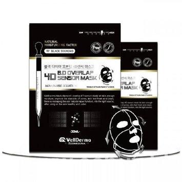 WellDerma - Golden Crown Overlap 4D Sensor Mask 1 pc