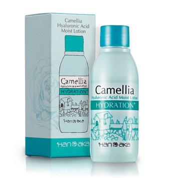 HANAKA - Camellia Hyaluronic Acid Moist Lotion 120ml