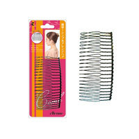 LUCKY TRENDY - Ellenne Metal Wire Comb (M Size) 1 pc