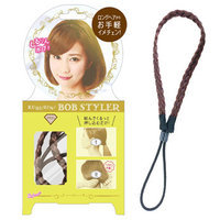 LUCKY TRENDY - Bob Styler (Brown) 1 pc