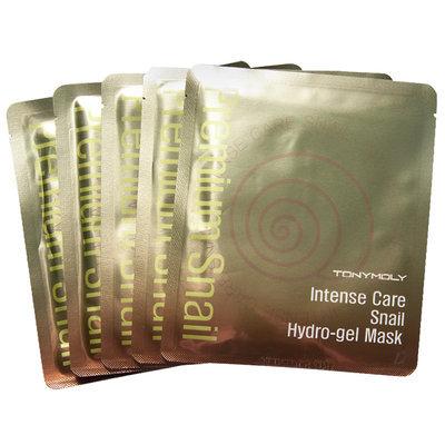 Tony Moly - Intense Care Snail Hydro-Gel Mask 5 pcs