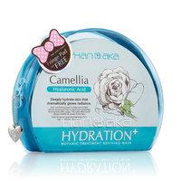 HANAKA - Botanic Treatment Reviving Mask (Camellia + Hyaluronic Acid) 5 pcs