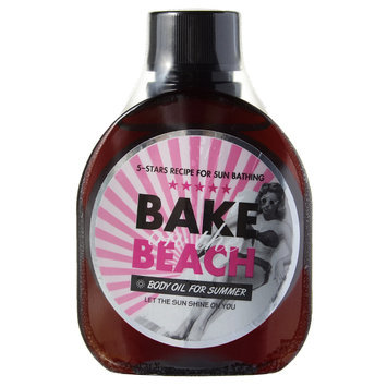 Faith in Face - Bake On the Beach Tanning Oil 120ml/4.06oz