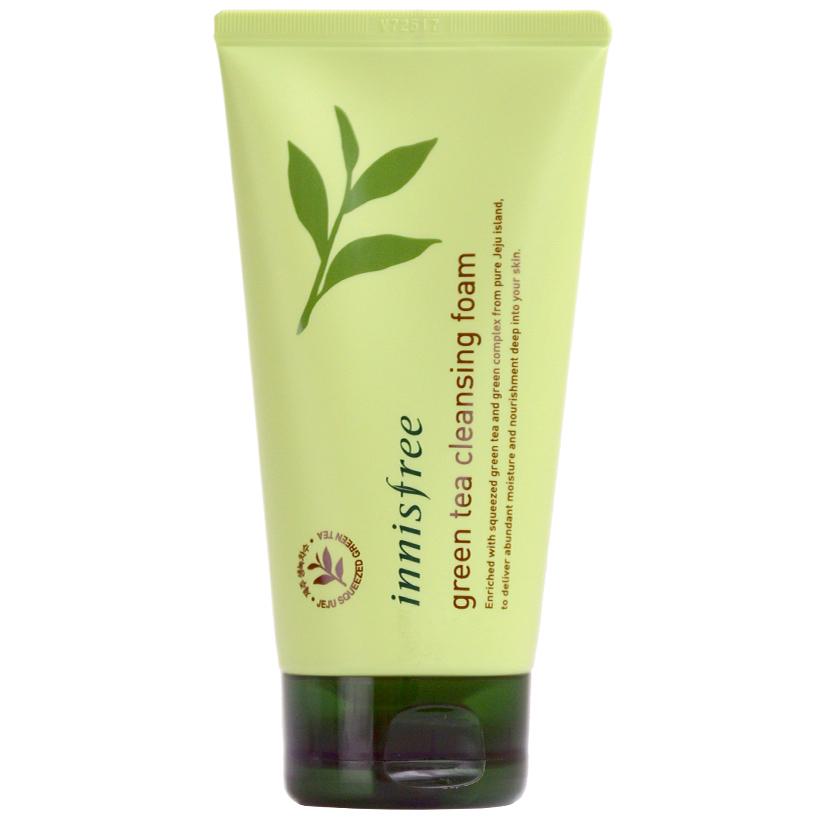 Innisfree - Green Tea Cleansing Foam 150ml