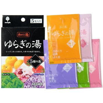 Kokubo - Bath Salt (Mix) 5 pcs