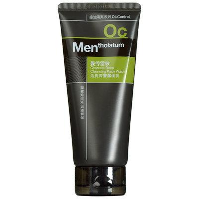 Mentholatum - Men OC Charcoal Deep Cleansing Face Wash 100g