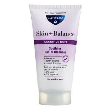 Cuticura - Skin + Balance Soothing Facial Cleanser (Sensitive Skin) 150ml