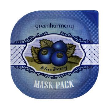LadyKin - Green Harmony Blueberry Mask Pack 10ml