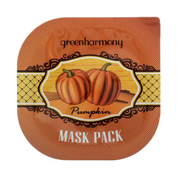 LadyKin - Green Harmony Pumpkin Mask Pack 10ml