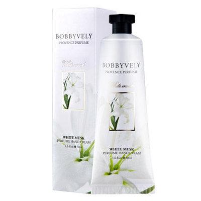 LadyKin - Bobbyvely Whitemusk Perfume Hand Cream 50ml/1.6oz