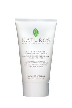 Natures NATURE'S - Moisturizing Cleansing Milk for Face and Eyes 150ml