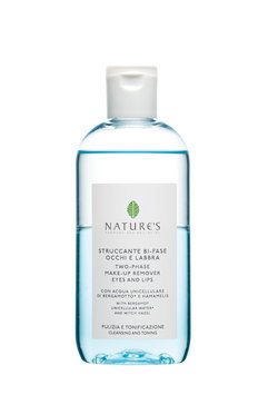 Natures Two-Phase Makeup Remover for Eyes Lips
