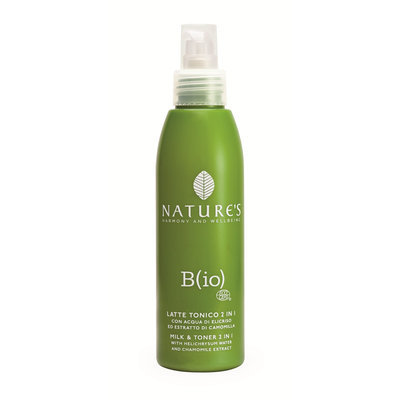 Natures NATURE'S - B(io) Milk and Toner 2 in 1 150ml
