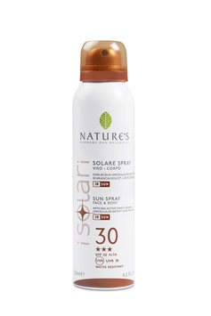 Natures NATURE'S - Sun Pray Face & Body SPF 30 125ml