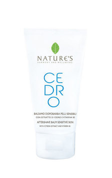 Natures NATURE'S - Cedro Aftershave Balm Sensitive skin 75ml